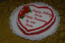 February Birthday Cakes Valentines Birthday And Anniversary Cake Cakecentralcom