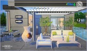 horizon patio set at simcredible
