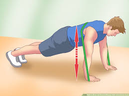 4 Easy Ways To Work Out Pectoral Muscles With A Resistance Band