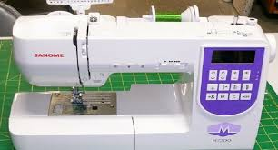 Janome M7200 Review Sewing Insight