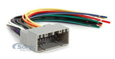car stereo wiring harness at sonic electronix cr02b small