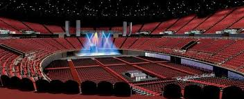 La Forum Concert Seating Chart 65 Right Capacity Of The Forum In Inglewood