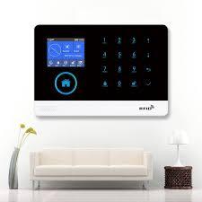APP Remote Control <b>Wireless Home Security WIFI</b> GSM SOS GPRS ...