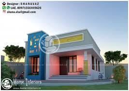 Small Picture Single Home Designs 1390 Square Feet Beautiful And Amazing Kerala