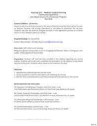 Professional Objective For Nursing Resume New Grad Nurse Resume Template 100x100 Nursing Student Examples 96