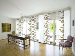 patio door ds charming panel curtains for sliding doors inspiration with hang single curtains for sliding