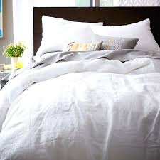 west elm sheets organic duvet cover review linen bedding