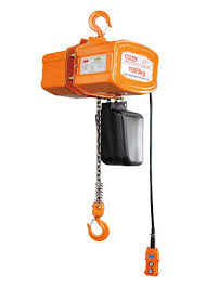 quality electric chain hoist manual chain block manufacturer safe double speed suspended type electric chain hoist chain block 2 ton