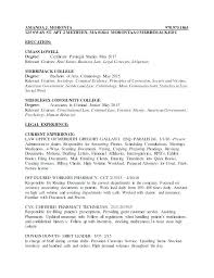Shipping And Receiving Clerk Resume From Document Control Clerk