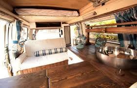 Van Interior Design Custom Ideas