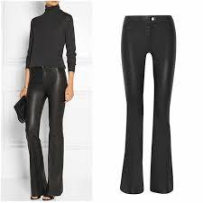 <b>XS XXL</b> Fashion Brand Pu leather pants 2020 autumn <b>Women's</b> ...