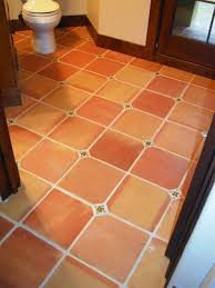... X Traditional Terra Cotta Tiles A Insert Cut On Site Complementary  Colors Amazing Natural ...