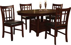 5 Piece Dining Set Room Furniture Stores Narrow Table Formal Sets Small  And Chairs Diningroom
