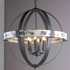 beautiful wrought iron orb chandelier for medium size of wrought iron orb chandelier crystal medium s