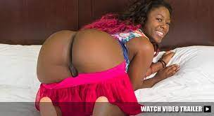 Thick 18 Year Old Ebony