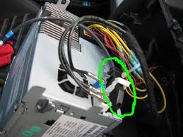 mk reverse camera install in a mk tutorials and guides roc fit the rns510 back into the radio hole ensuring you pull through any slack on the co axial cable from the fuse box end to prevent any snags and reverse