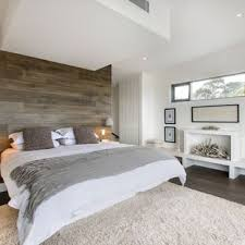 contemporary bedroom design.  Contemporary Bedroom  Contemporary Dark Wood Floor Bedroom Idea In Sydney With White  Walls On Contemporary Design