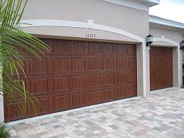 garage door wood lookPaint Your Own Garage Door To Look Like Wood  Everything I Create