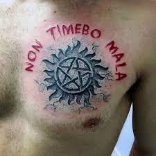 Nekonečný Uzel Tetování