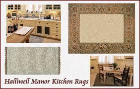 halliwell manor kitchen rug 3x4