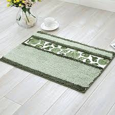 large decorative bath rugs non slip bathroom mat decorating interior of your house o stay young