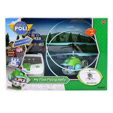 <b>Радиоуправляемая</b> игрушка Silverlit <b>Robocar Poli Вертолет</b> Хэли ...