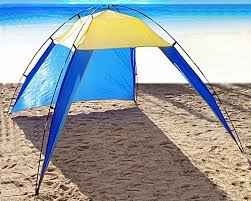 image of beach sun shade canopy