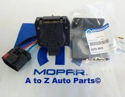 dodge ram dakota durango jeep 7 way trailer tow wiring harness repair kit