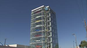 Carvana Vending Machine Locations Inspiration Car Vending Machine Latest Addition To Tempe's Technology Innova