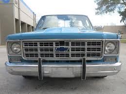1978 Chevy C10 Is a True Blue Piece of Americana - ChevroletForum
