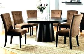 circle dining table set circle dining table set practical round glass dining table set for 6