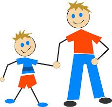 Résultats de recherche d'images pour «kid with parent»