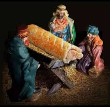 Bakery Apologizes for Sausage Roll Jesus in Nativity Scene ...