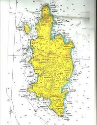 Cartes Marines Archipel De Ko Chang Nautical Charts