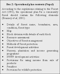 SIMPLER <b>FOREST</b> MANAGEMENT PLANS FOR PARTICIPATORY ...