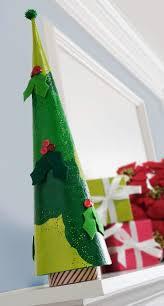 decorate a paper mache tree for