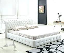 decoration: Cushion Headboard Bed Frame Popular Of Queen Size Beds ...