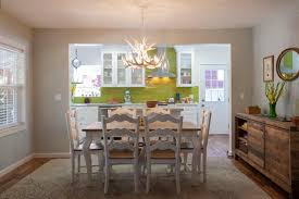 ... Home Decor Open Kitchen To Dining Room Design Ideas Pictures Remodel  Combo Remodels 98 Beautiful Picture ...