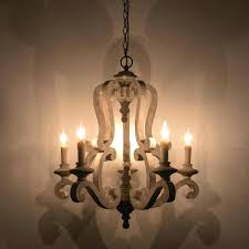chandelier with real candles real candle chandelier antique 5 lights wooden candle chandelier distressed white real chandelier with real candles