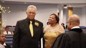 50th Anniversary Lafonza and Dorothy Barton - YouTube