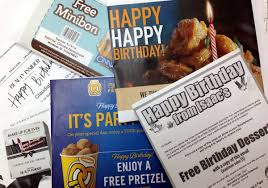 Free birthday dinner near me ~ Free birthday dinner near me ~ You say it s your birthday check out how you can celebrate for