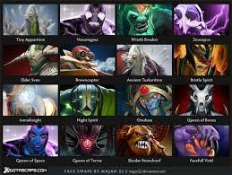 Dota2Caps.com - Dota 2 Funny face swap heroes via Relatably.com