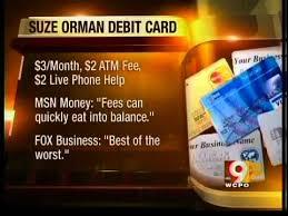 Suzy Ormon Debuts Credit Card Youtube