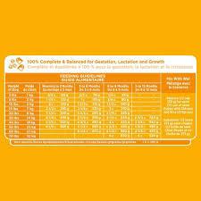 Puppy Chow Large Breed Feeding Chart Iams Proactive Health Smart Puppy Original Dry Food Petsense