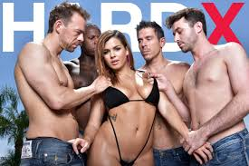 See Keisha Grey s First Gangbang DP In Hard X s Gangbang Me 2
