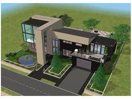 fascinating sims small house plans gallery ideas design simple houses front view unique