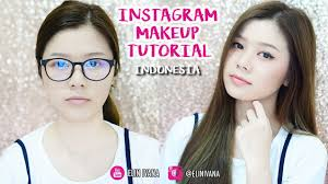 bennu makeup tutorial makeup indonesia makeup daily bennu makeup artist insram