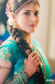 do you like these south indian style bridalmakeup