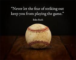 Baseball Quote Inspiration Baseball Quote Awesome 48 Best Babe Ruth Quotes On Pinterest