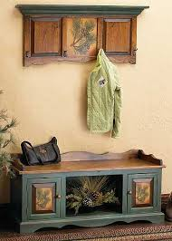 Evergreen Coat Rack Evergreen Trees Wall Hook Wild Wings 30